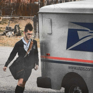 The Post-Punk Postman Always RIngs 3 Times