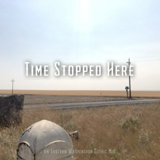 Time Stopped Here