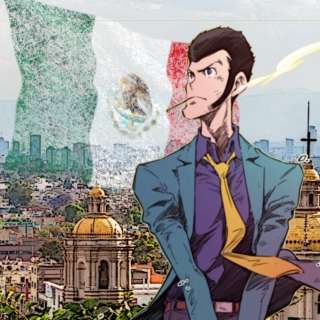 Arsène Lupin III: Mexico
