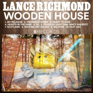 Lance Richmond - Wooden House