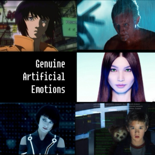 Genuine Artificial Emotions