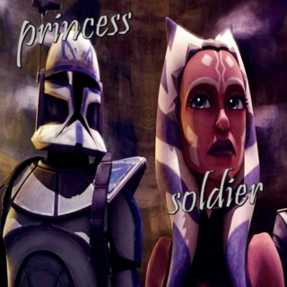 the princess and the soldier / JaingSoka