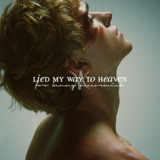 lied my way to heaven