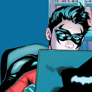 Tim Drake // Lost Boy