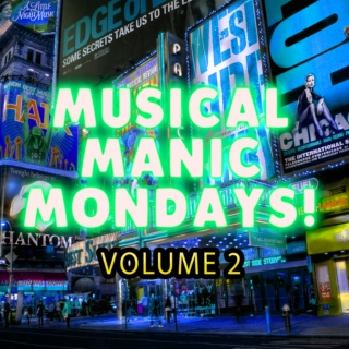 Musical Manic Mondays Vol. 2