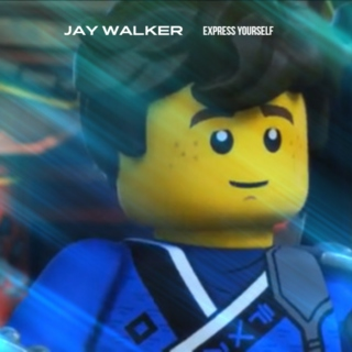 Jay Walker - Express Yourself