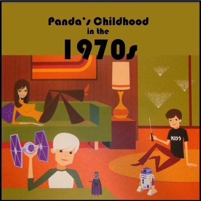 Panda's Childhood in the 1970s