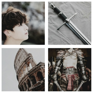 kill them all | gladiator!au |