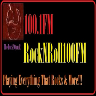 #1 RockNRoll100Fm-The Duck! Quack! Radio for 11-17-2018