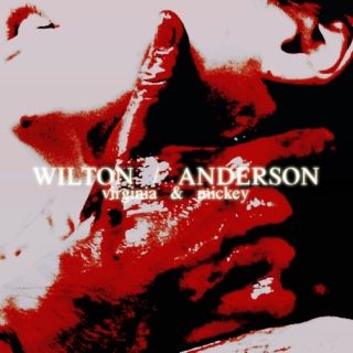 WILTON   /   ANDERSON  (ft. cultkeeper)