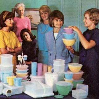 *Wonderful World of Tupperware