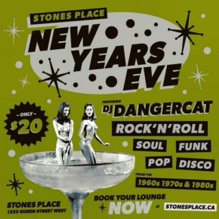 Stones Place New Years