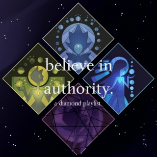 believe in authority .