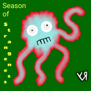 """Season of Strangeness"" Playlist by Richard F. Yates"