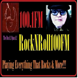 #10: RockNRoll100FM-The Duck! Quack! Radio for 12-10-2018