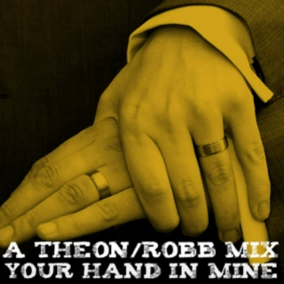 Your Hand In Mine