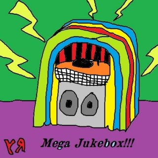 """The Mega Jukebox (Playlist)"" by Richard F. Yates"