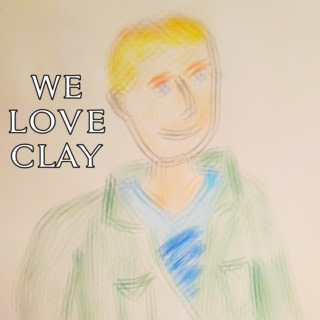 We Love Clay: he's the glue that holds our katamaran together