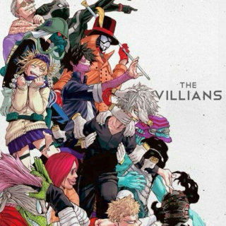 League of Villains