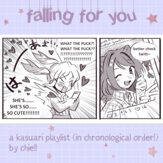 falling for you ✧・゚:*
