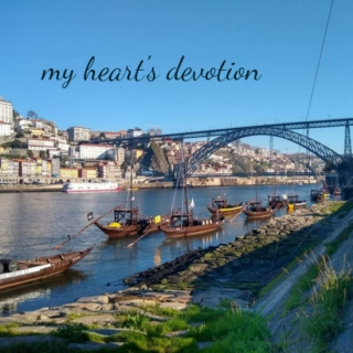 my heart's devotion
