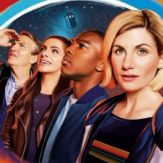 My Fam: Traveling with the Thirteenth Doctor