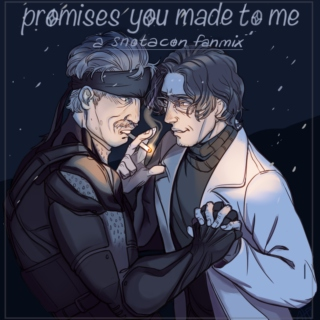 promises you made to me