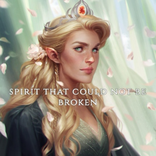 spirit that could not be broken