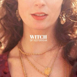 WITCH OF YESTERYEAR