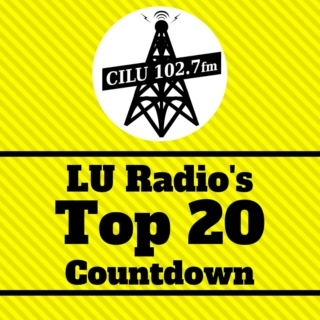 LU Radio's Top 20 Countdown Fund Drive 2019 Mix