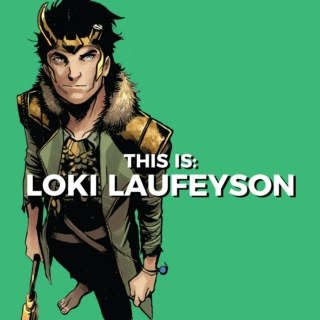 This is: Loki Laufeyson