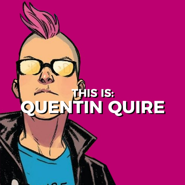 This is: Quentin Quire