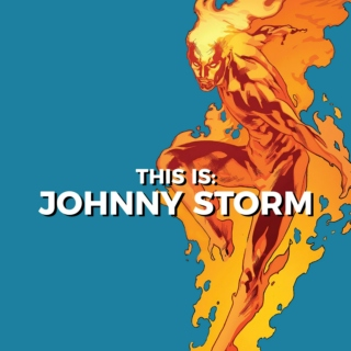 This is: Johnny Storm