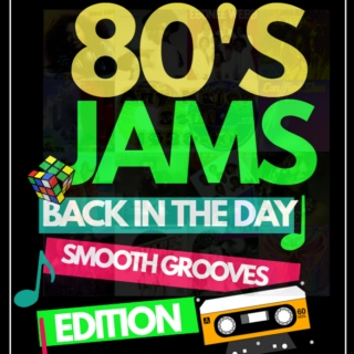 Back In the Day 80s Old School Mix