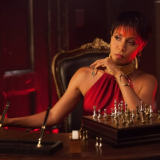 Fish Mooney (Maria Mercedes Mooney)