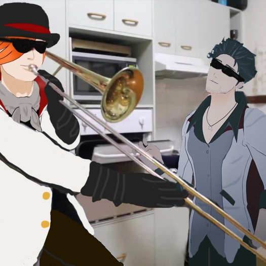 When Ozpin isn't home...