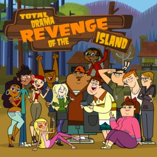 A Total Drama Revenge of the Island playlist
