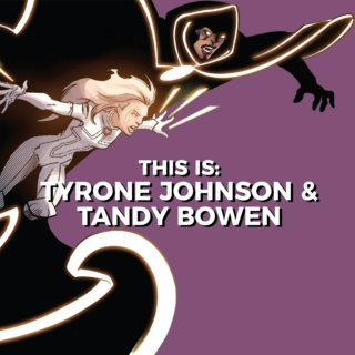 This is: Tyrone Johnson & Tandy Bowen
