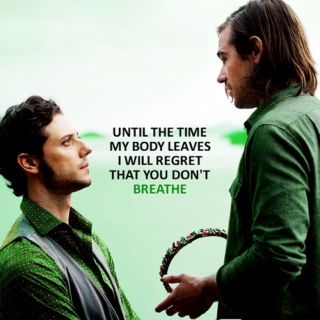 until the time my body leaves, i will regret that you don't breathe