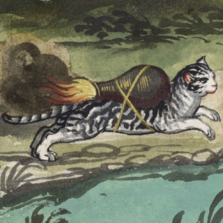 Medieval cats, medieval tunes
