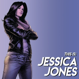 This is: Jessica Jones