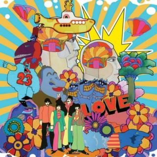 A DAY TRIP ACROSS THE UNIVERSE IN A YELLOW SUBMARINE