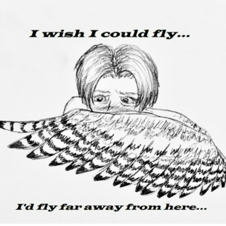 fly far away from here // Tobias