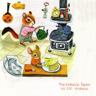 The Indiepop Tapes, Vol. 533: Kndiepop