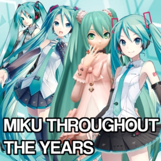 The Many Voices of Hatsune Miku