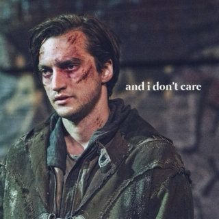 and i don't care; a John Murphy fanmix