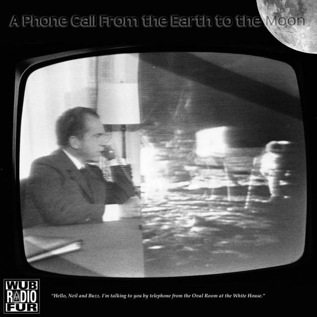 A Phone Call From the Earth to the Moon