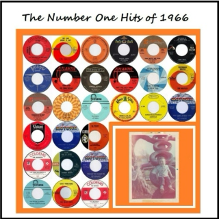 The Number One Hits of 1966