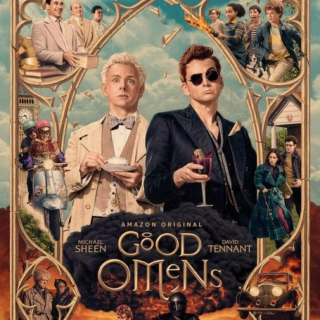 If Good Omens Was A Disney Movie