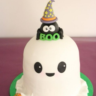 Happy Booday, Ghost!